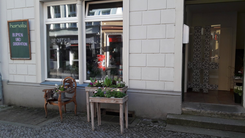 Blumenladen Stralsund